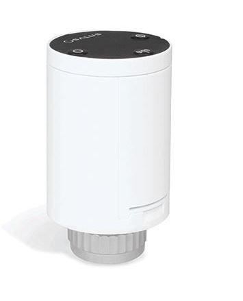 Bezprzewodowa głowica termostatyczna ZigBee - Danfoss RA, 2xAA