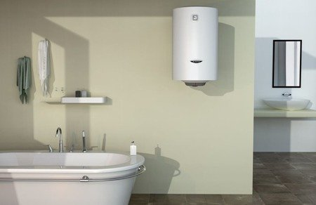 PRO1 R VTS 100VTD 1,8K PL EU Elektryczny pojemnościowy podgrzewacz wody
