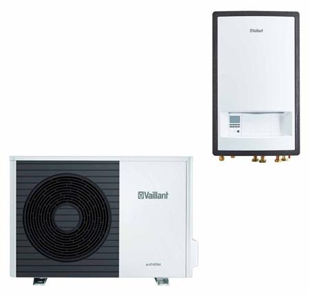 VAILLANT - Pompa ciepła aroTHERM VWL 35/5AS + VWL57/5IS + Multimatic VRC 700